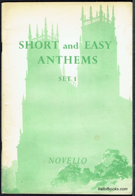 Image for Short And Easy Anthems Set 1