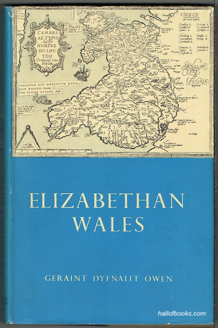 Image for Elizabethan Wales: The Social Scene