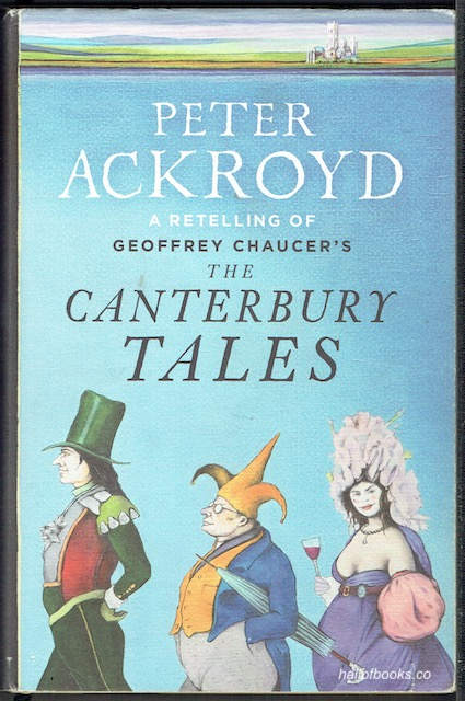 Image for The Canterbury Tales, Translated and Adapted by Peter Ackroyd