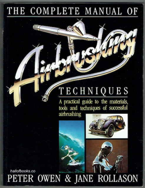Image for The Complete Manual Of Airbrushing Techniques