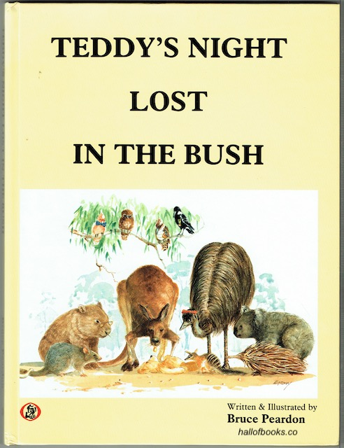 Image for Teddy's Night Lost In The Bush