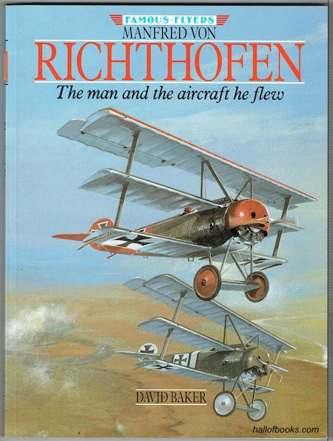 Image for Manfred Von Richthofen