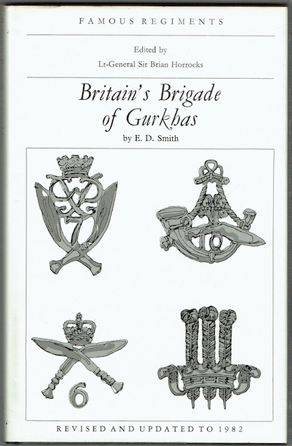 Image for Britain's Brigade Of Gurkhas