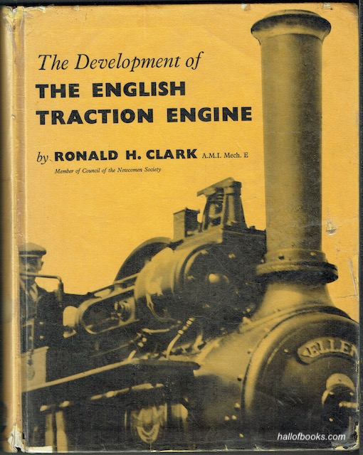 Image for The Development Of The English Traction Engine