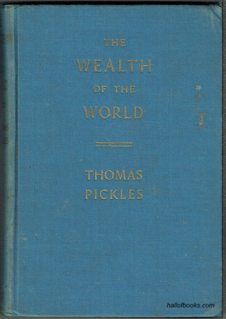 Image for The Wealth Of The World: An Economic Geography