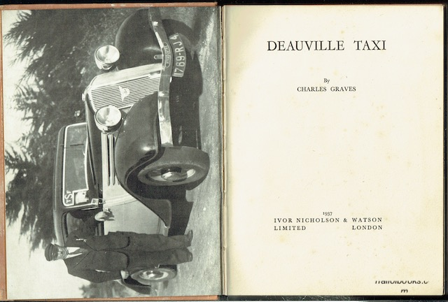 Image for Deauville Taxi