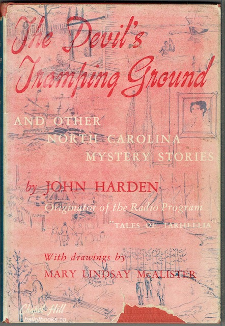 Image for The Devil's Tramping Ground: North Carolina Mystery Stories (signed and inscribed)