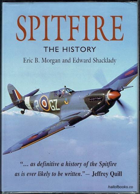 Image for Spitfire: The History