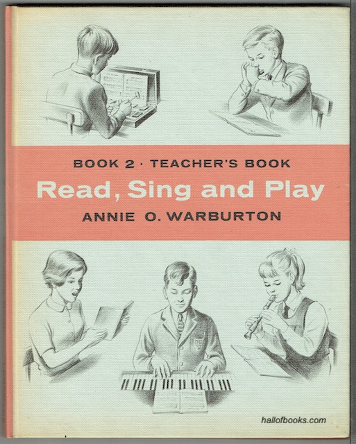 Image for Read, Sing And Play: An Easy Course In Music Language And Notation For Schools. Book Two: Teacher's Book