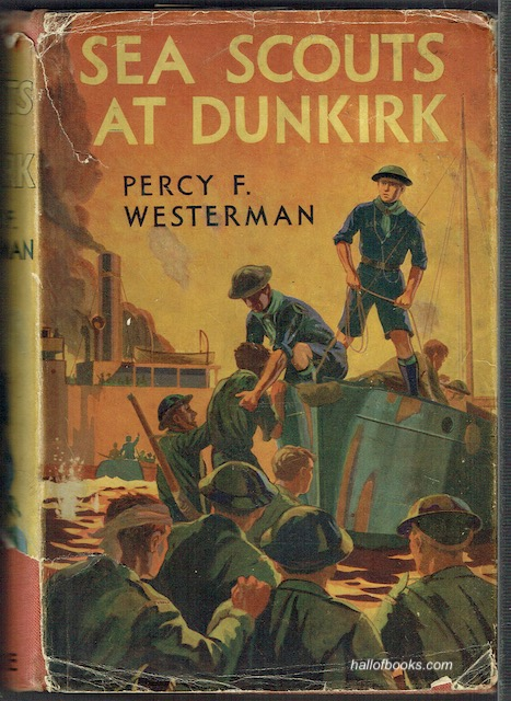 Image for Sea Scouts At Dunkirk