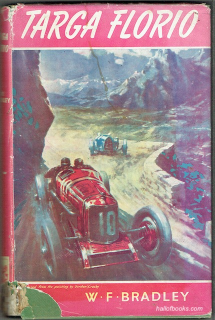 Image for Targa Florio: An Authentic History Of The Famous Motor Race