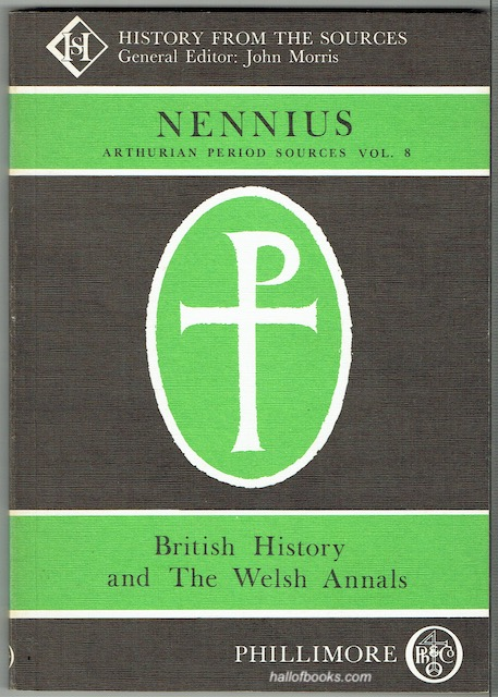 Image for Nennius: British History And The Welsh Annals