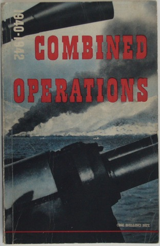Image for Combined Operations 1940 - 1942