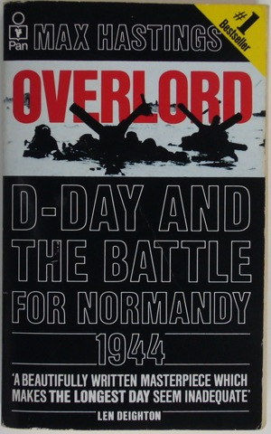 "Image for ""Overlord: D-Day and the Battle for Normandy, 1944"""